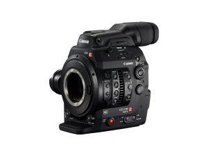 Canon Cinema C300 Mark II
