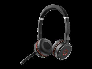 Jabra Evolve 75 Stereo MS trådlöst headset