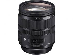 Sigma 24-70mm f2,8 DG OS HSM A Canon